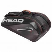 Raqueteira Head Tour Team 9R Supercombi - Preta