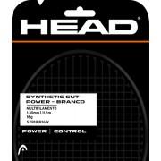 Set Head DLD de Corda Synthetic Gut Power 16 - Branco