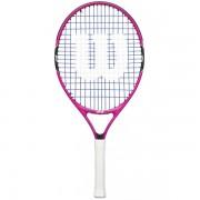 Raquete de Tênis Wilson Burn 23 - Rosa
