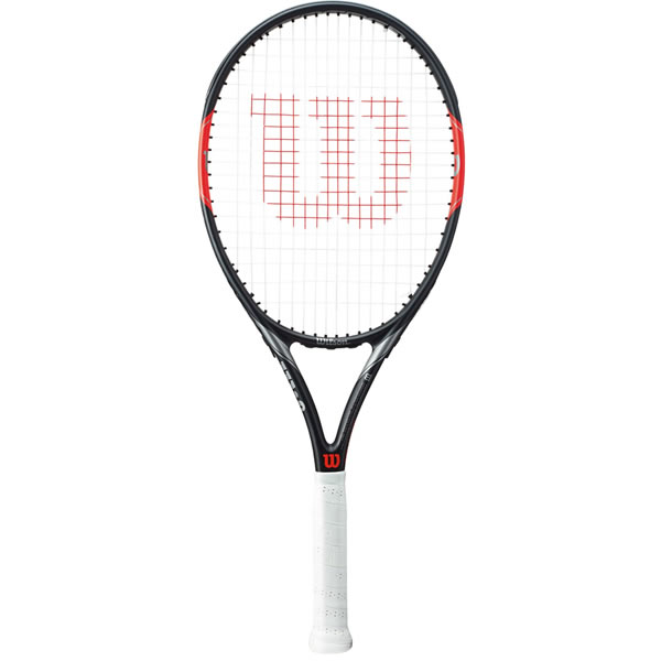 debc5fd5c Raquete de Tênis Wilson Federer Team 105 - Oficina do Tenista