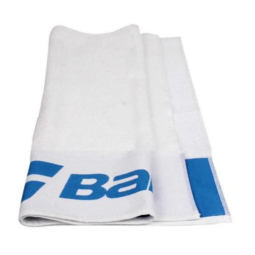 Toalha Babolat - Branca e Azul