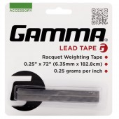 Peso Gamma Para Customizar Raquete Lead Tape