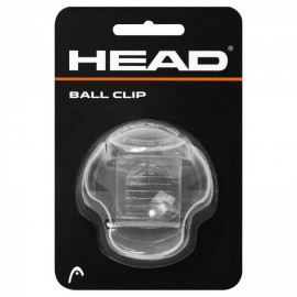 Ball Clip Head - Transparente