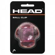 Ball Clip Head - Rosa