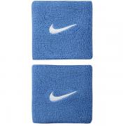 Munhequeira Nike Pequena Azul Claro - 2Und