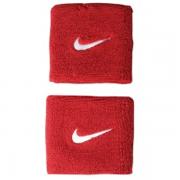 Munhequeira Nike Pequena Vermelho - 2Und