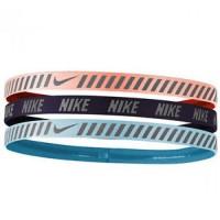 Faixa de Cabelo Nike - Azul Roxo e Rosa