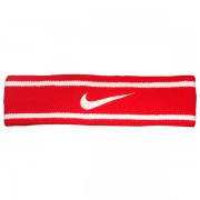 Testeira Nike Dri-Fit - Vermelha e Branca
