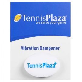 Antivibrador Tennis Plaza - Branco