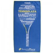 Toalha Tennis Plaza Microfibra - Azul