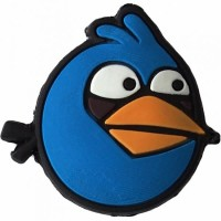 Antivibrador Angry Birds - Azul