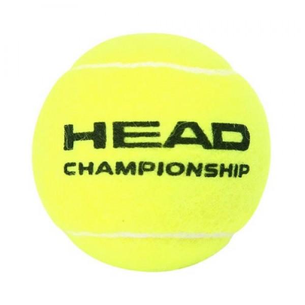 7ae7762c5 Six pack Bola Head Championship - Tubo 03Und - Oficina do Tenista