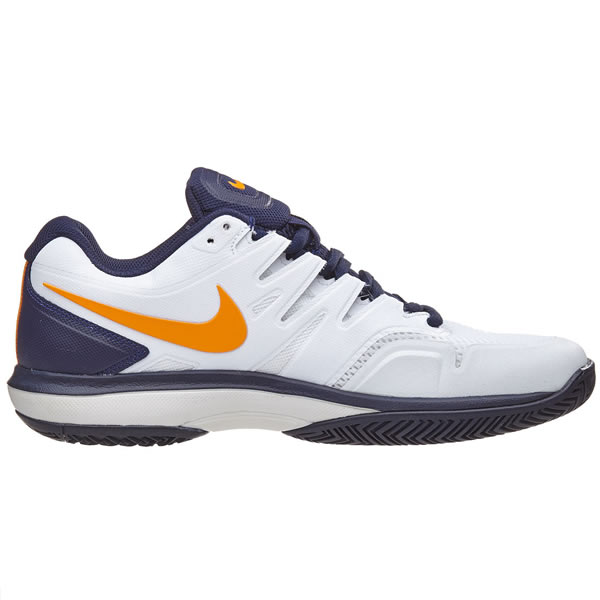 b2de3576e19 Tênis Nike Air Zoom Prestige HC - Branco - Oficina do Tenista