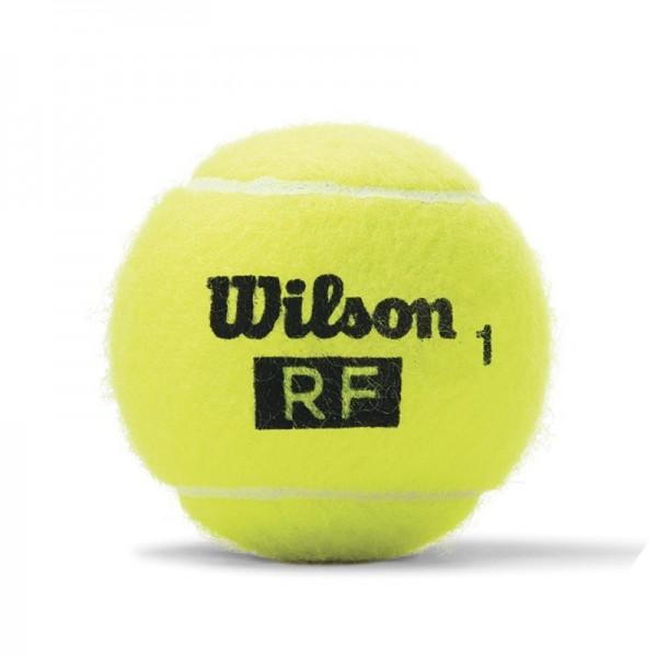 38a97a00d Tubo de Bola Wilson RF Legacy - 4Und - Oficina do Tenista