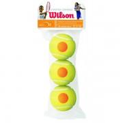 Tubo de Bola Wilson Starter Orange - 3Und