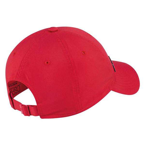 Boné Adidas Premium Performance - Vermelho - Oficina do Tenista 0ec61d60dfb