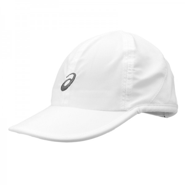 Boné Asics Core - Branco - Oficina do Tenista e54c7cbb307
