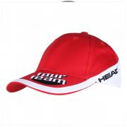 Boné Head Tour Team - Vermelho e Branco