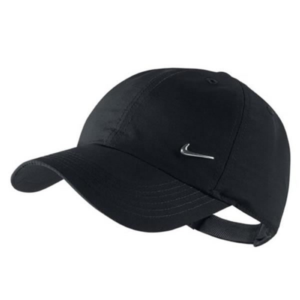 f4e76f464db3c Boné Nike Infantil Heritage - Preto - Oficina do Tenista
