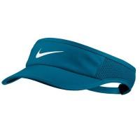 Viseira Nike Feminina Feather Light - Verde Petroleo