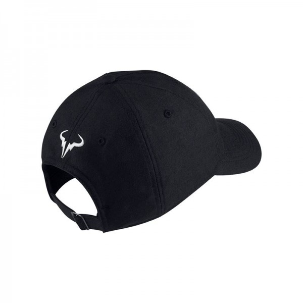 3a62b32573a18 Boné Nike Rafa Aerobill - Preto - Oficina do Tenista