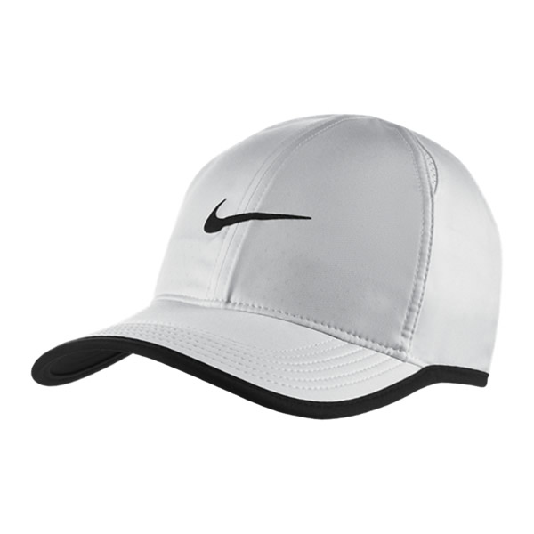 278a302304f89 Boné Nike Feather Light - Branco - Oficina do Tenista