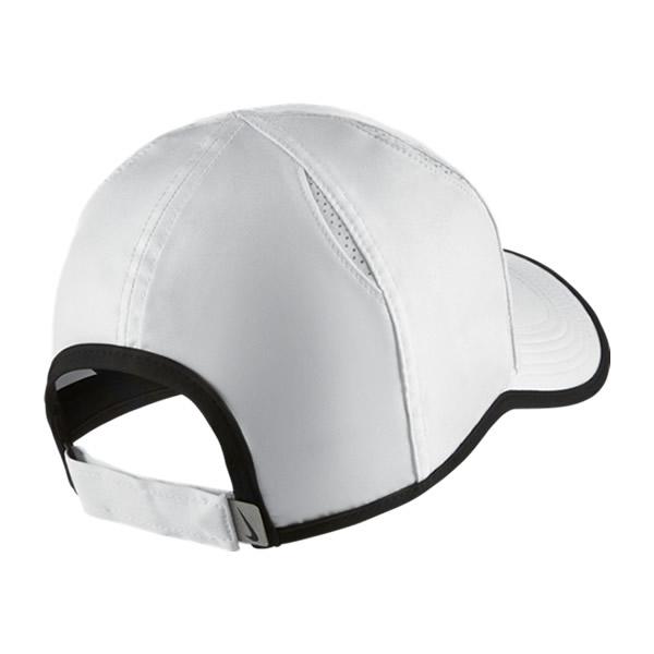 199a1e5667337 Boné Nike Feather Light - Branco - Oficina do Tenista