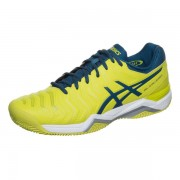Tênis Asics Gel Challenger 11 - Amarelo e Azul