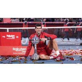 Tênis Asics Gel Court FF Novak - Vermelho
