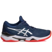 Tênis Asics Gel Court FF 2 Clay -  Azul
