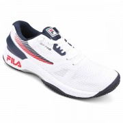 Tênis Fila OT Pro Clay Feminino - Branco
