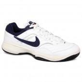 Tênis Nike Court Lite - Branco e Marinho