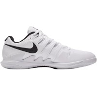 Tênis Nike Air Zoom Vapor X HC - Branco e Preto