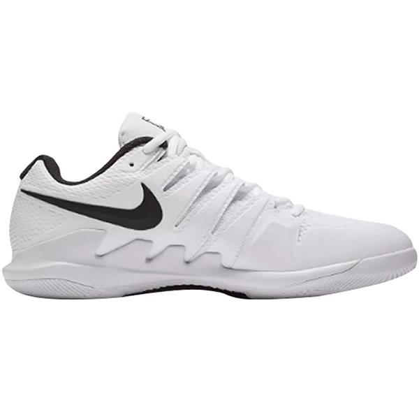 f3d5f065382 Tênis Nike Air Zoom Vapor X HC - Branco e Preto - Oficina do Tenista