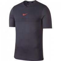Camiseta Nike Aeroreact Nadal - Azul e Laranja