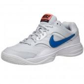 Tênis Nike Court Lite - Branco e Azul
