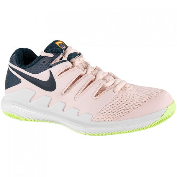 Tênis Nike Air Zoom Vapor X HC Feminino - Bege - Oficina do Tenista f6825cf8c692f