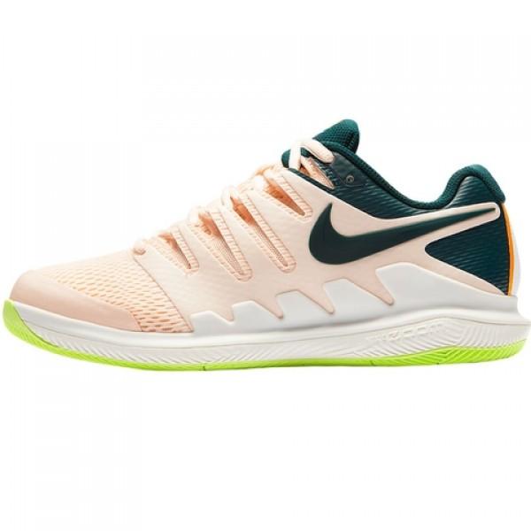 976dcad959 Tênis Nike Air Zoom Vapor X HC Feminino - Bege - Oficina do Tenista