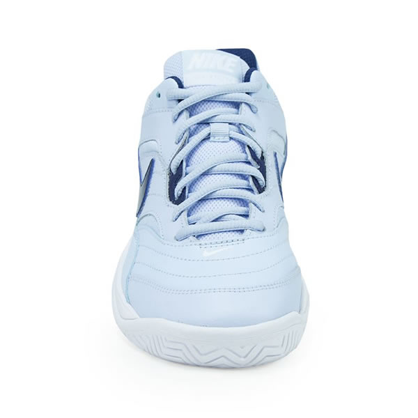 c3fd62ed84bb6 Tênis Nike Court Lite - Azul Claro - Oficina do Tenista