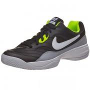 Tênis Nike Court Lite - Preto e Limão