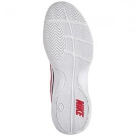 Tênis Nike Court Lite - Branco Preto e Vermelho