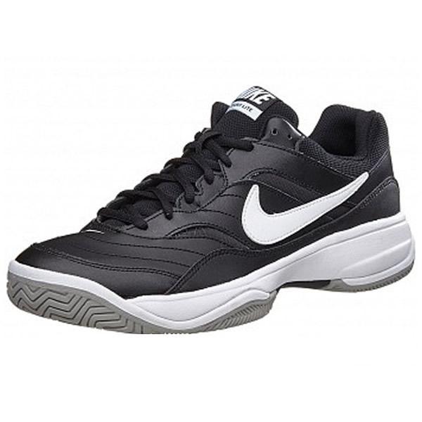 36aca1032 Tênis Nike Court Lite - Preto e Branco - Oficina do Tenista