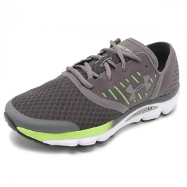 Tênis Under Armour Speedform Intake - Cinza e Verde