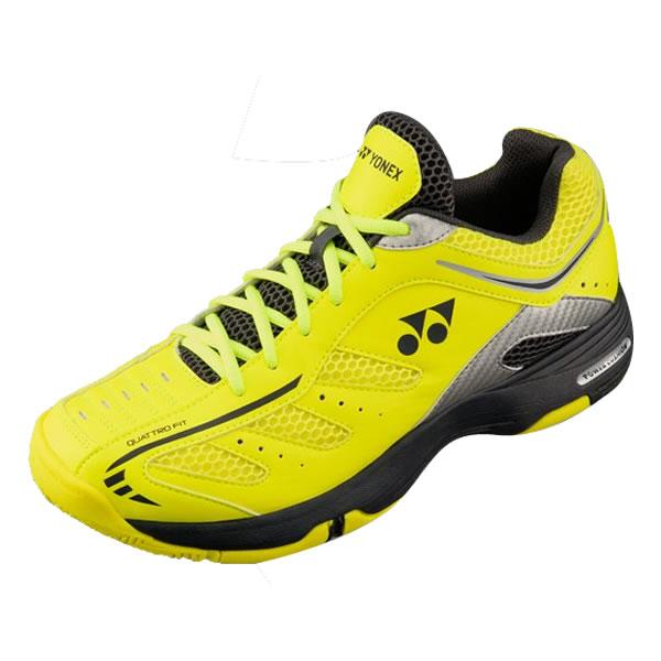 1aa3f0fab9ebd Tênis Yonex Power Cushion Cefiro - Amarelo - Oficina do Tenista
