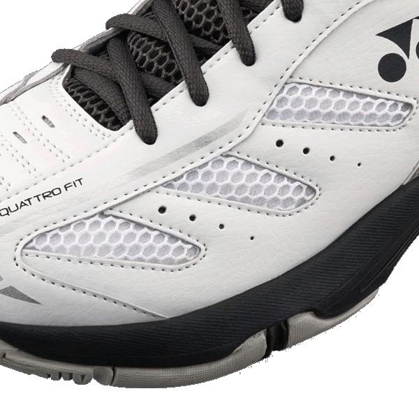 85c952e9b4ee8 Tênis Yonex Power Cushion Cefiro - Branco - Oficina do Tenista