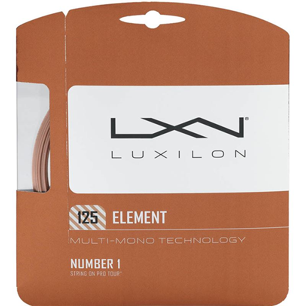 Set De Corda Luxilon Element 125