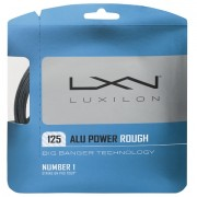 Set de Corda Luxilon Alu Power Rough 16 - Cinza