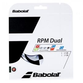 Raquete de Tênis Babolat Pure Drive + Set de Corda RPM Dual 16 + Bola Team