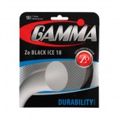 Set de Corda Gamma Zo Black Ice 18