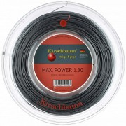 Rolo de Corda Kirschbaum Max Power 1.30 - Cinza